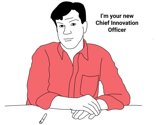Increase Innovation in the Workplace