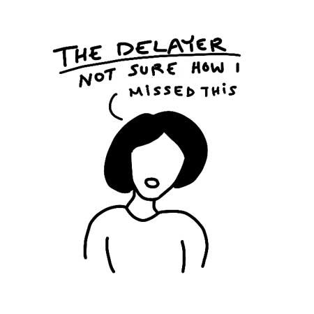 The Delayer - Coworkers You Hate on Slack