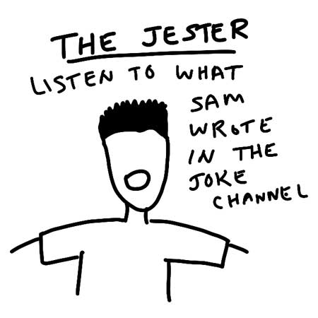 The Jester - Coworkers You Hate on Slack