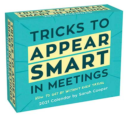 Tricks to Appear Smart in Meetings